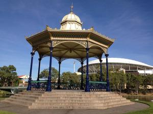 Adelaide Rotunda Elder Park