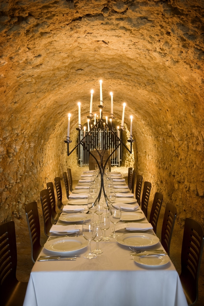 7. Lime Cave Dining - Maxwell Winery