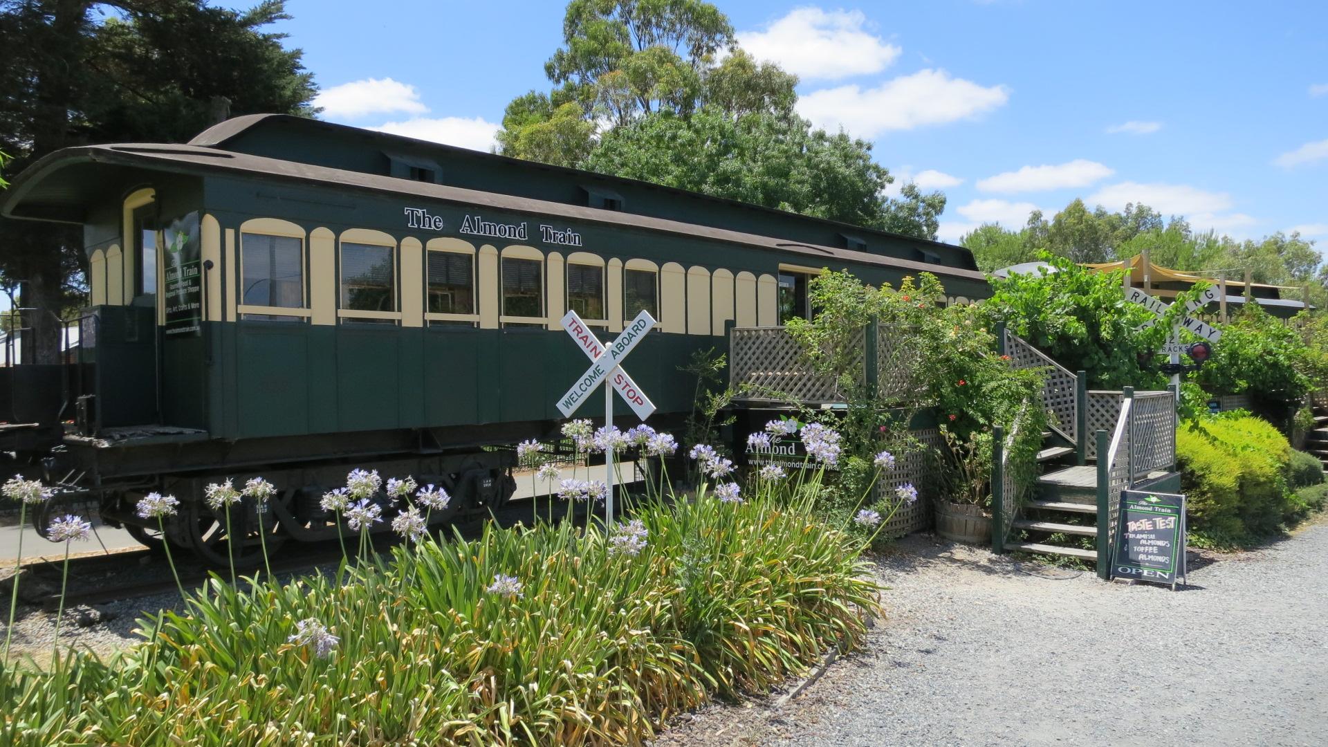 Almond Train - McLaren Vale