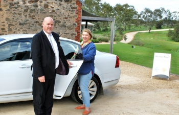 Private Chauffeur Hentley Farm Barossa Valley
