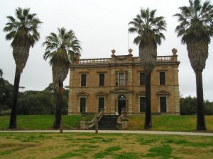 Clare Valley - Martindale Hall