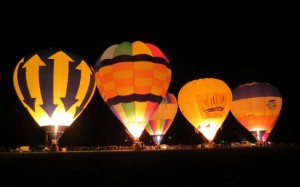 Strathalbyn Hot Air Baloon Regatta